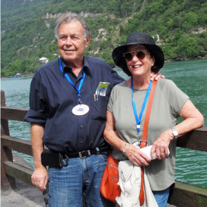 Arnie and Susi Coran