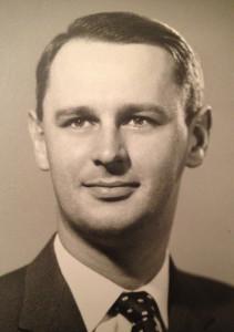 John Beck portrait