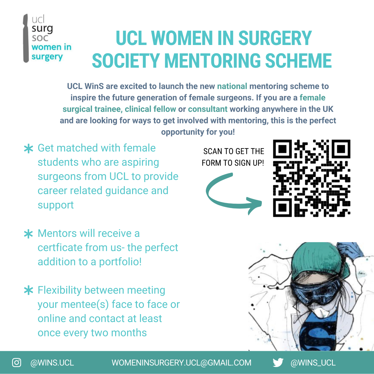 Women in Surgery Mentoring