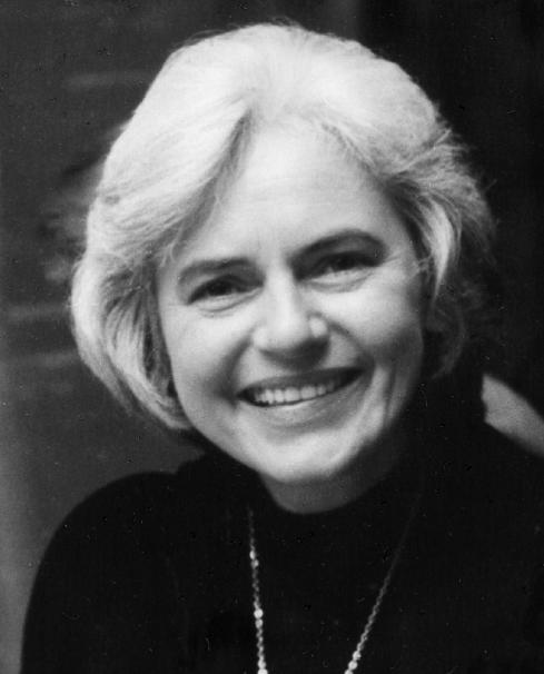 Helen Noblett smiling