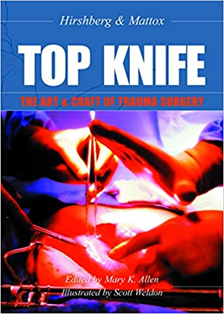 Top Knife Book cover
